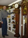 Swiss made Gubelin Tall case clock